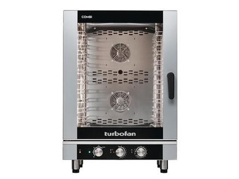 Blue Seal Turbofan EC40M10 Combi-Steamer Oven