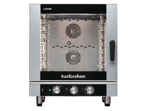 Blue Seal Turbofan EC40M7 Combi-Steamer Oven