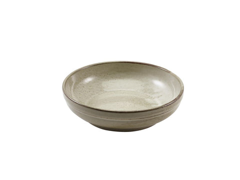 Genware CB-PG20 Terra Porcelain Grey Coupe Bowl 20cm, Tableware, Advantage Catering Equipment