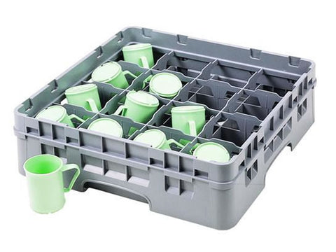 Cambro 16C258 Cup Basket 16 Compartments