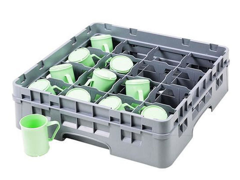 Cambro 16C414 Cup Basket 16 Compartments