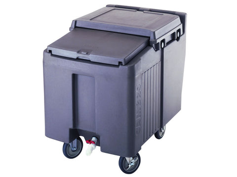 Cambro ICS125L Sliding Lid Ice Caddy, Ice, Advantage Catering Equipment