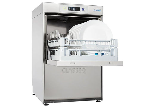 Classeq D400 Duo Under Counter Dishwasher, Dishwashers, Advantage Catering Equipment