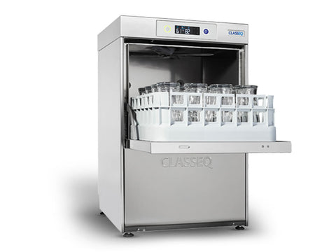 Classeq G400 DuoWS Under Counter Glasswasher, Glasswashers, Advantage Catering Equipment