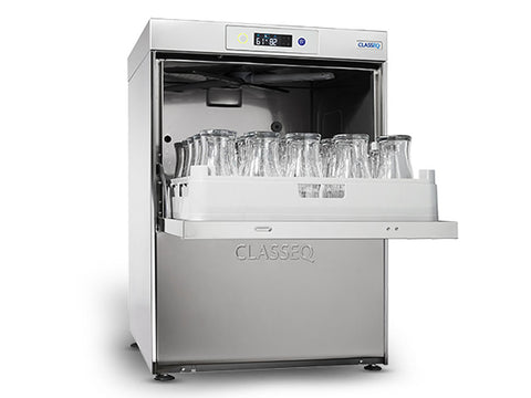 Classeq G500 DuoWS Under Counter Glasswasher, Glasswashers, Advantage Catering Equipment