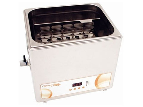 Clifton Food Range FL08D 8 Litre Unstirred Digital Bath, Sous Vide, Advantage Catering Equipment