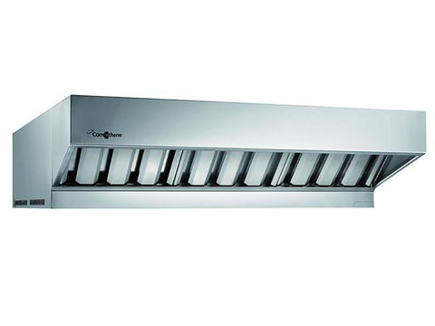 Convotherm ConvoVent 4 Condensation Hood 6.10 / 10.10, Extraction Canopies, Advantage Catering Equipment