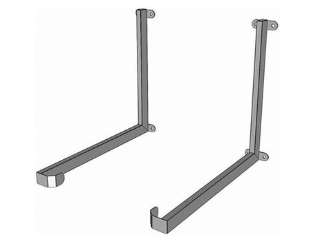 Convotherm Wall Bracket for 6.10 Combi Ovens, Machine Accessories, Advantage Catering Equipment