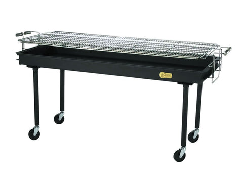 Crown Verity 60 Inch Charcoal Grill, BBQ, Advantage Catering Equipment
