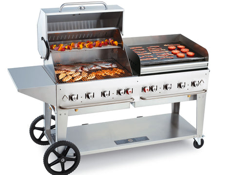 Crown Verity MCB72PACK Barbecue, BBQ, Advantage Catering Equipment