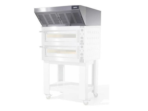 Cuppone HTP635 Extraction Hood For Pizza Ovens