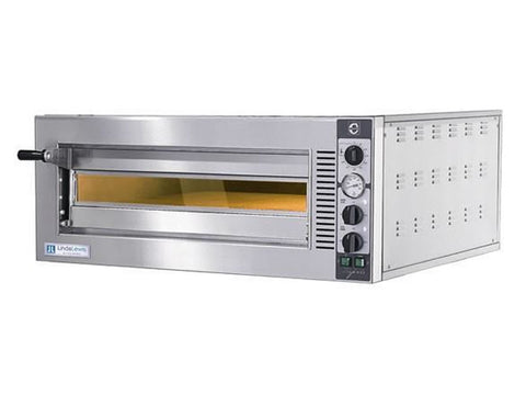 Cuppone LLKTP9351 Tiepolo Single Deck Pizza Oven