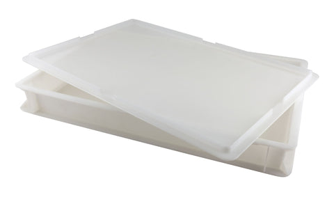 Genware DBL Dough Box Lid For Code DB-14 White