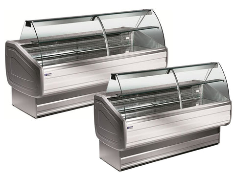 Diamond Melody Range Hi-Capacity Serve-Over-Counters, Serve Overs, Advantage Catering Equipment