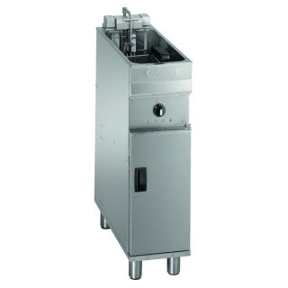 Valentine Evo 250 Single Pan Electric Fryer, Fryers, Advantage Catering Equipment