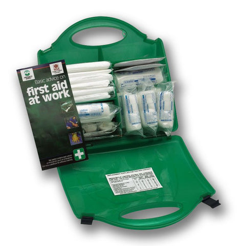 Genware FA20 First Aid Kit 20 Person, Safety & First Aid, Advantage Catering Equipment