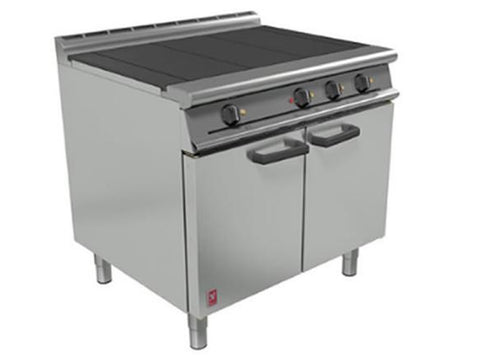 Falcon Dominator Plus E3101 Three Hotplate Range, Range Cookers, Advantage Catering Equipment