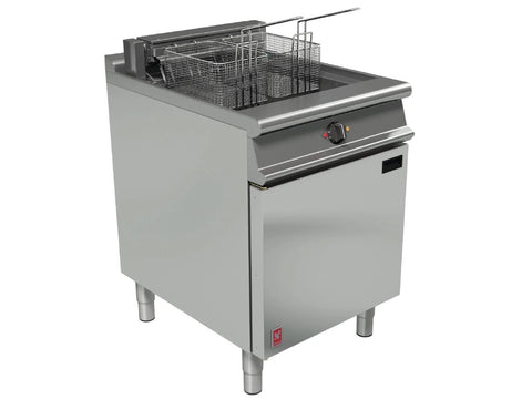 Falcon Dominator Plus E3860 Twin Basket Fryer, Fryers, Advantage Catering Equipment