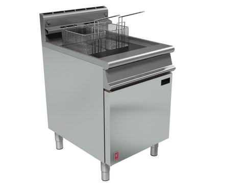 Falcon Dominator Plus G3865 Twin Pan Fryer, Fryers, Advantage Catering Equipment