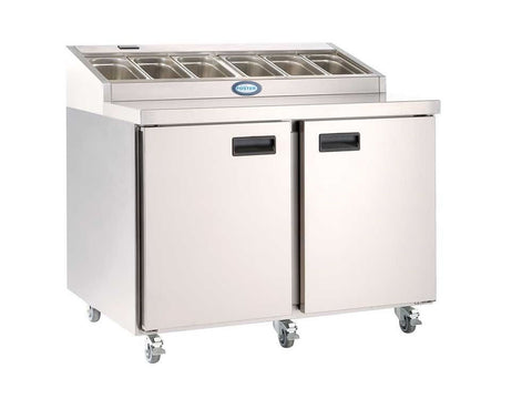 Foster FPS 2 HR Prep Station, Refrigerators, Advantage Catering Equipment