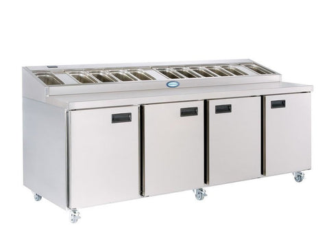 Foster FPS 4 HR Prep Station, Refrigerators, Advantage Catering Equipment