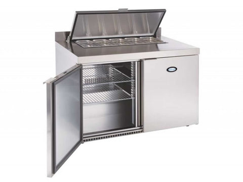 Foster HR 360 FT Prep Table, Refrigerators, Advantage Catering Equipment