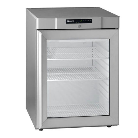 Gram Compact KG 220 RG 2W Undercounter Refrigerator, Refrigerators, Advantage Catering Equipment