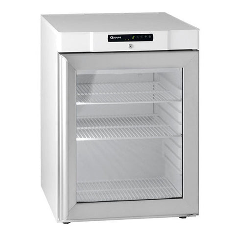 Gram Compact KG 220 LG 2W Undercounter Refrigerator, Refrigerators, Advantage Catering Equipment