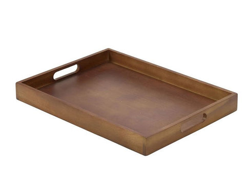 Genware BT5342 Butlers Tray 53.5 x 42.5 x 4.5cm, Trays, Advantage Catering Equipment