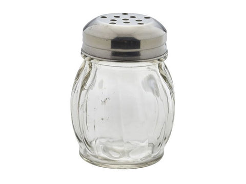 Genware GS18P Glass Shaker, Perforated 16cl/5.6oz, Table Service, Advantage Catering Equipment