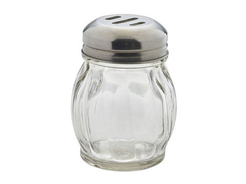 Genware GS18S Glass Shaker, Slotted 16cl/5.6oz, Table Service, Advantage Catering Equipment