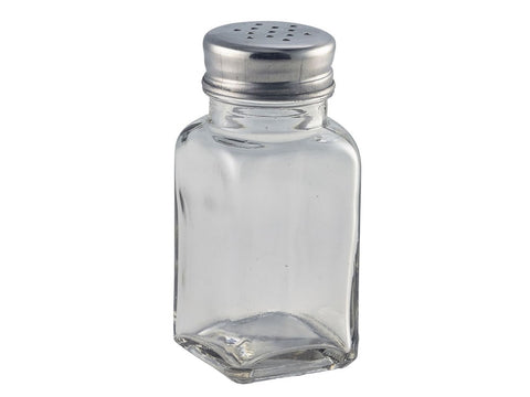 Genware KC009 Nostalgic Salt/Pepper Shaker 2oz 105X40mm