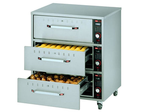 Hatco HDW-3N Narrow Drawer Warmer, Hot Holding, Advantage Catering Equipment