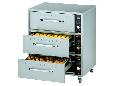 Hatco HDW-3 Drawer Warmer, Hot Holding, Advantage Catering Equipment