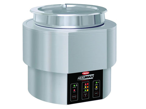 Hatco Heat-Max RHW-1 Round Heated Well, Bain Maries, Advantage Catering Equipment