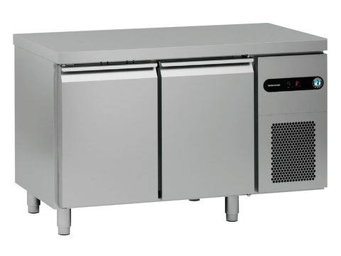 Hoshizaki Snowflake GII SCR-130DG-LR-RRC-C1 Two Door Counter Refrigerator, Refrigerators, Advantage Catering Equipment