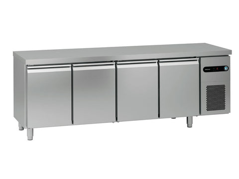 Hoshizaki Snowflake GII SCR-225DG-LLRR-RRC-C1 Four Door Counter Refrigerator, Refrigerators, Advantage Catering Equipment