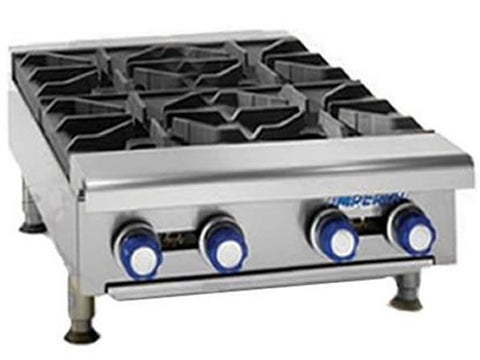 Imperial IHPA-4-24 Four Ring Hotplate, Hobs and Boiling Tops, Advantage Catering Equipment