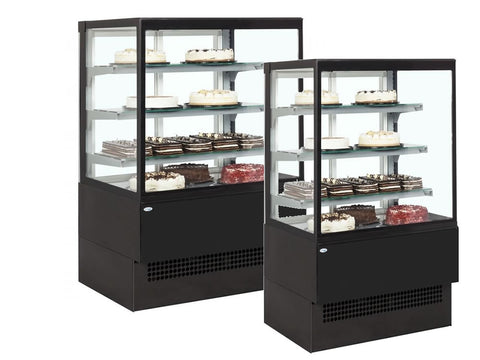 Interlevin Italia EVOK Range Patisserie Display Cabinet, Cold Displays, Advantage Catering Equipment