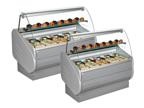 Interlevin Italia Master Range Serve Over Counter, Serve Overs, Advantage Catering Equipment
