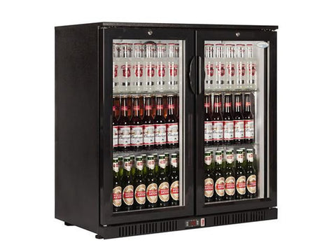Interlevin PD20H Back Bar Bottle Cooler