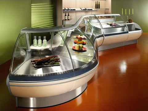 Jordao Prestige Fresh Meat & Deli Counters, Serve Overs, Advantage Catering Equipment