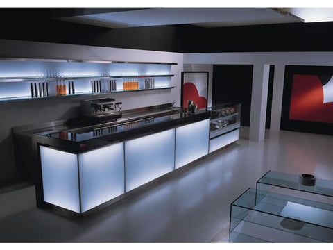 Jordao Starnight Coffee Bar Counter, Serve Overs, Advantage Catering Equipment
