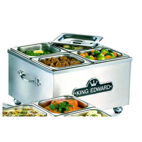 King Edward BM1V-SS Bain Marie, Bain Maries, Advantage Catering Equipment