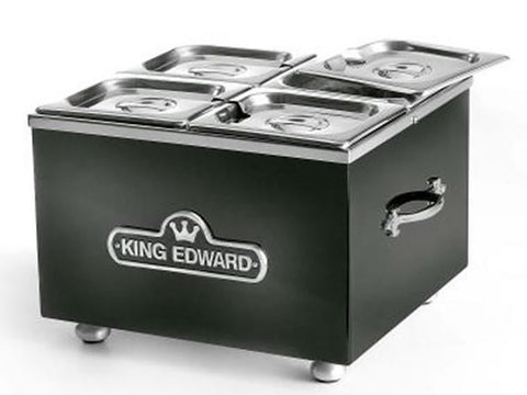 King Edward BM1V Dry Heat Bain Marie
