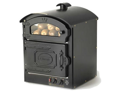 King Edward Classic 25 Potato Oven - Black