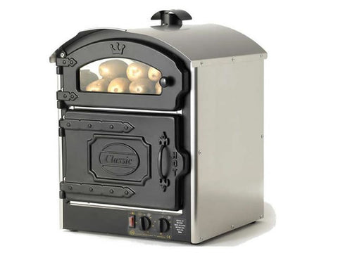 King Edward Classic 25 Potato Oven - Stainless Steel