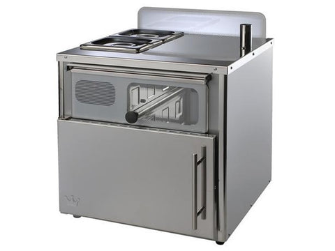 King Edward Compact Stainless Steel Oven