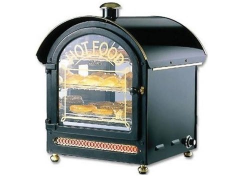 King Edward HFMV Hot Food Merchandiser, Heated Displays, Advantage Catering Equipment