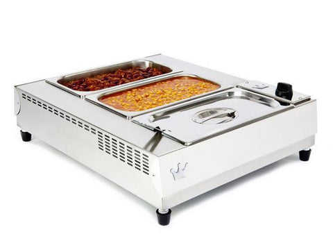 King Edward VBM-1 Vista Bain Marie